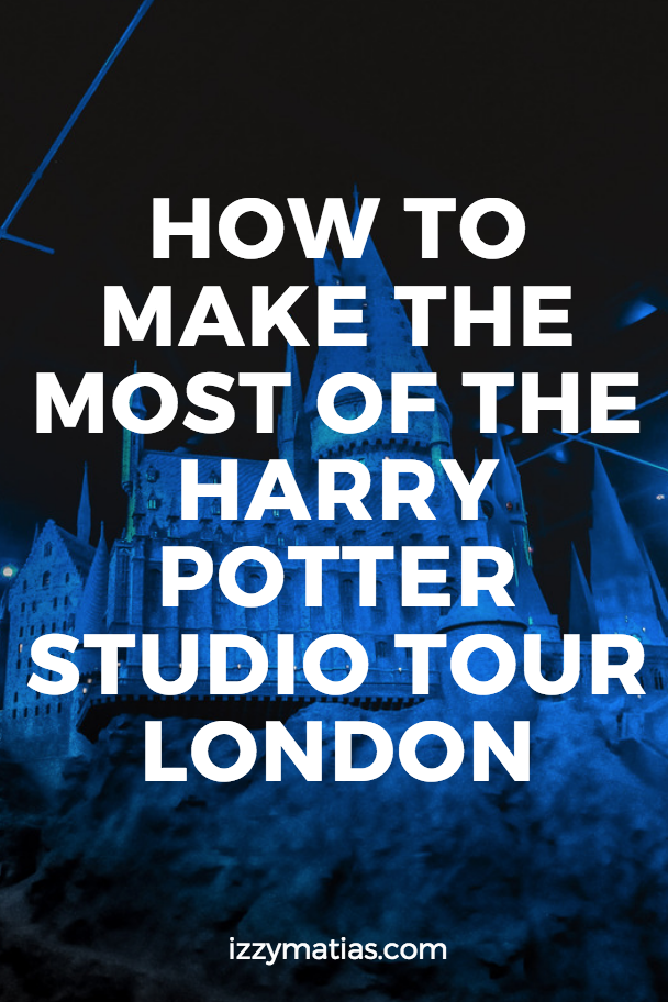 Ever wanted to visit the Harry Potter studio tour London? Here's a detailed guide on how you can have the best time and make the most of your tour. #harrypotterstudiotour #harrypotter #harrypotterstudiotourlondon #warnerbrostour