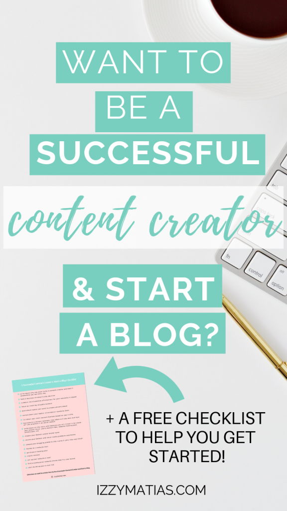 There are many bloggers, vloggers and content creators. So how do you become a successful content creator and start a blog? Find out how with this series #startablog #bloggingtips #bloggingtipsforbeginners